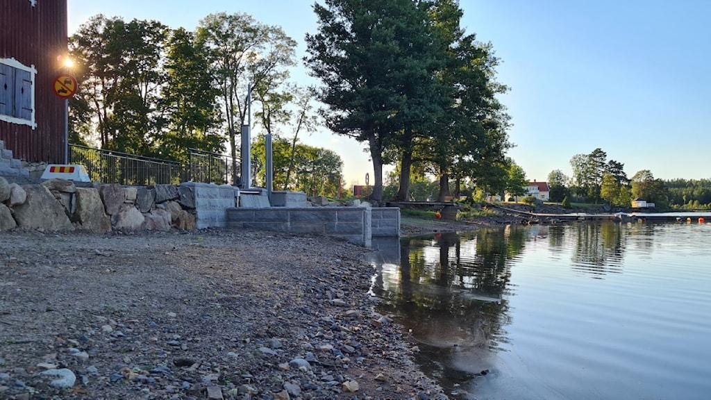 Kvarnen vid Änghultasjön i Klavreström