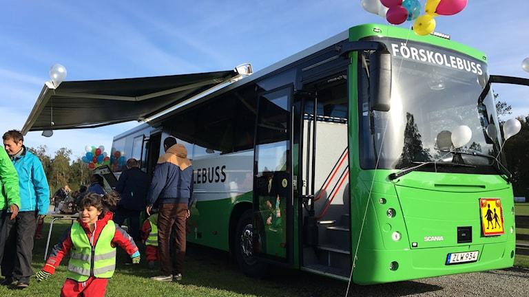 Förskolebussen
