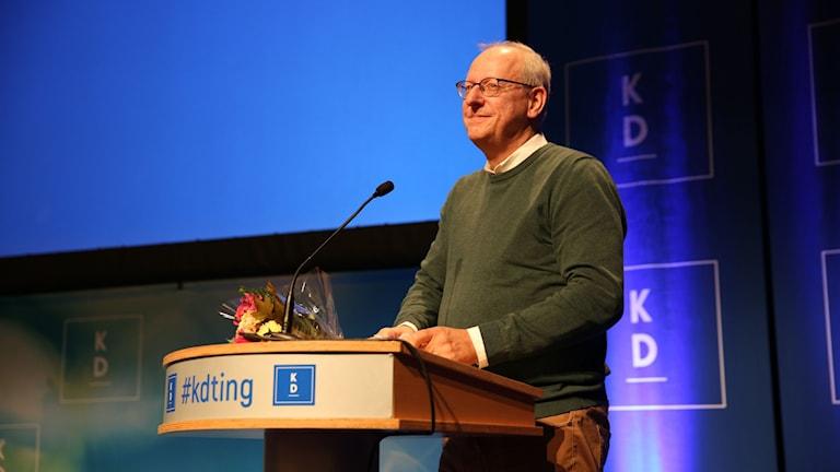 Bengt Germundsson från Markaryd, ny 2:e vice ordförande för KD