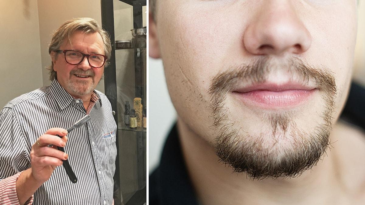 Frisör Magnus Lindén Movember
