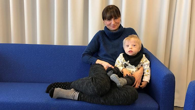 I dag ska vi Rocka Sockorna när det internationella Downs Syndrom-dagen