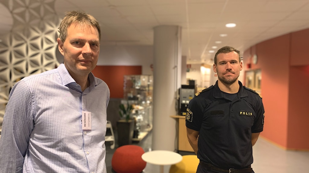 Christian Blomkvist Smittskyddsläkare Region Kronoberg