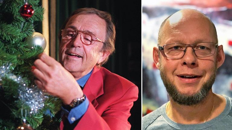 Arne Weise var julvärd i SVT i många år. Anders Åberg är filmvetare på Linnéuniversitetet.