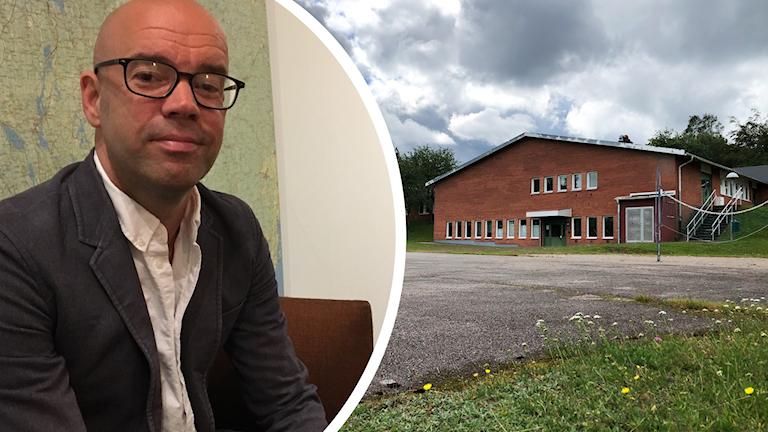 Jon Malmqvist och Lammhults skola.