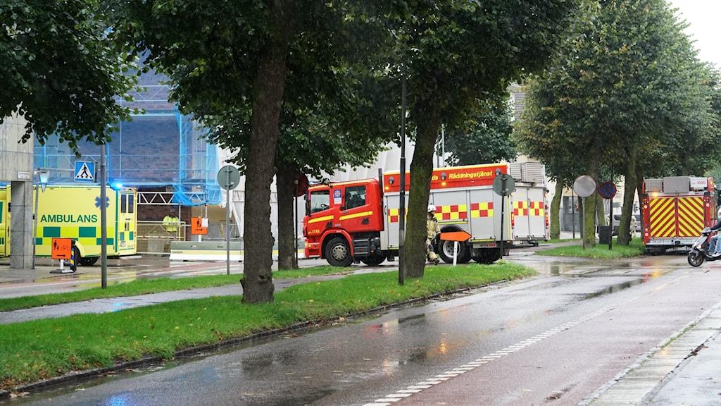 Ambulans och räddningstjänst