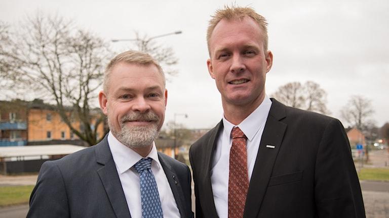 Thomas Ragnarsson och Mikael Johansson toppar listan
