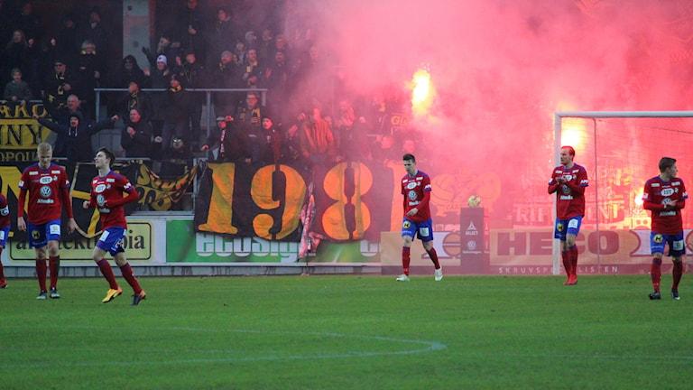 Öster mot AIK