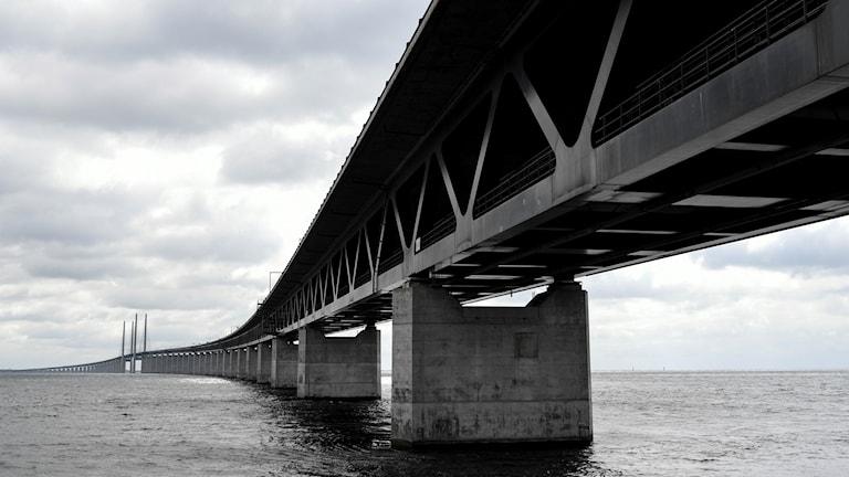Tåg över Öresundsbron
