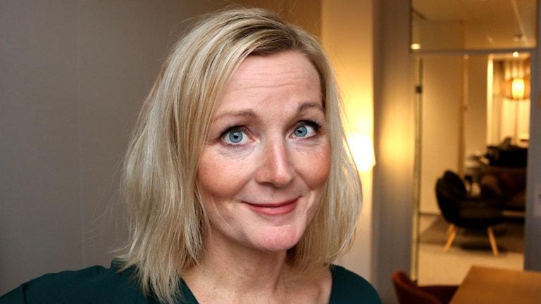 Caroline Aronsson