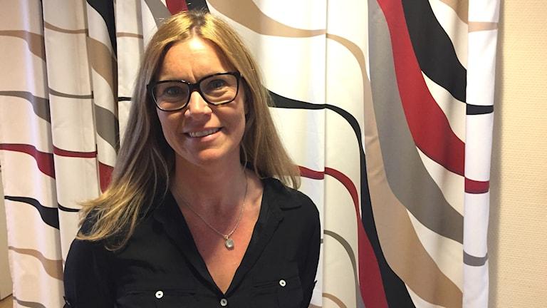 Sinnika Sjunnesson projektledare SM-veckan 2018 i Skellefteå