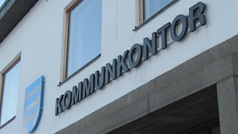 Kommunkontoret i Nordmaling.