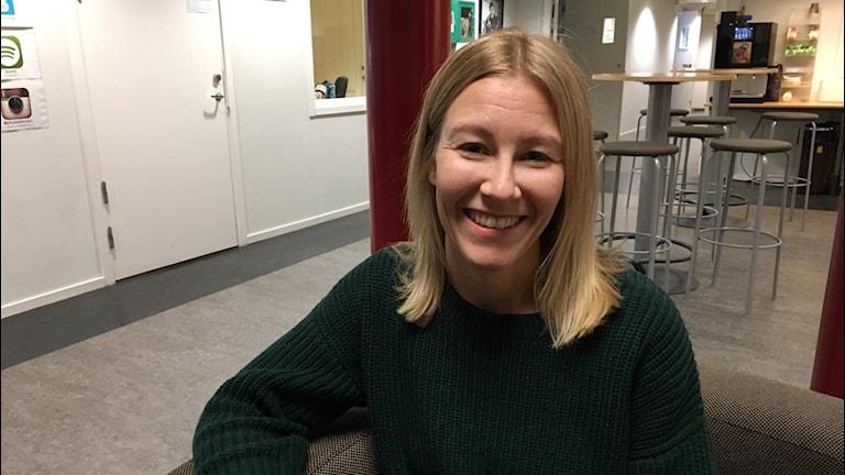 Ida Nyberg, LRFs äganderättsexpert
