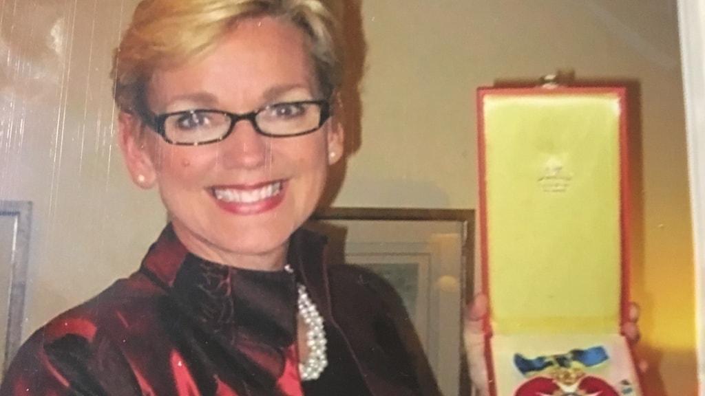 Jennifer Granholm guvenör i USA
