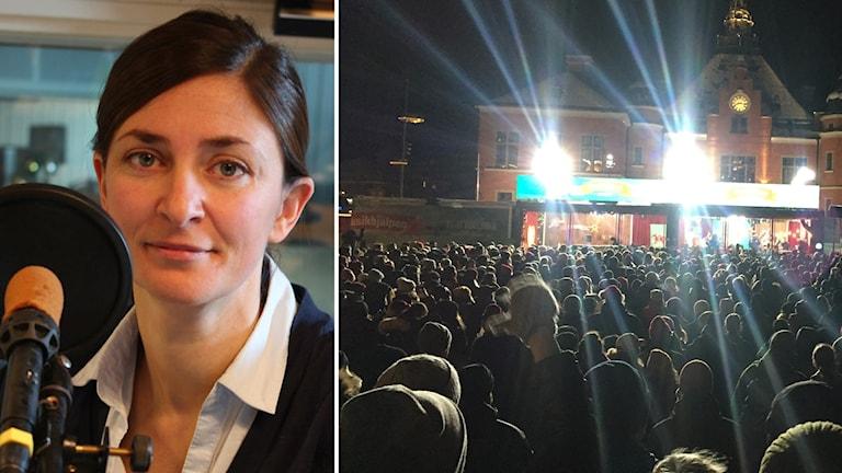 Natalie Gerami har varit engagerad i rättvisefrågor sedan hon var liten. Nu är hon aktuell med en bok om sin tid i Sudan med Läkare utan gränser.