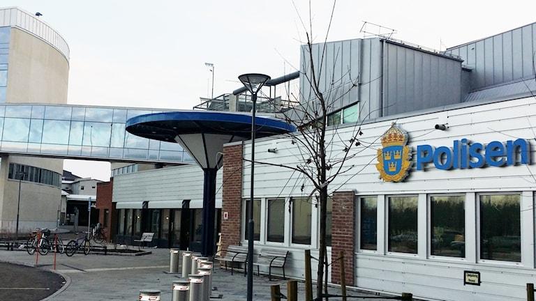 Polishuset i Umeå