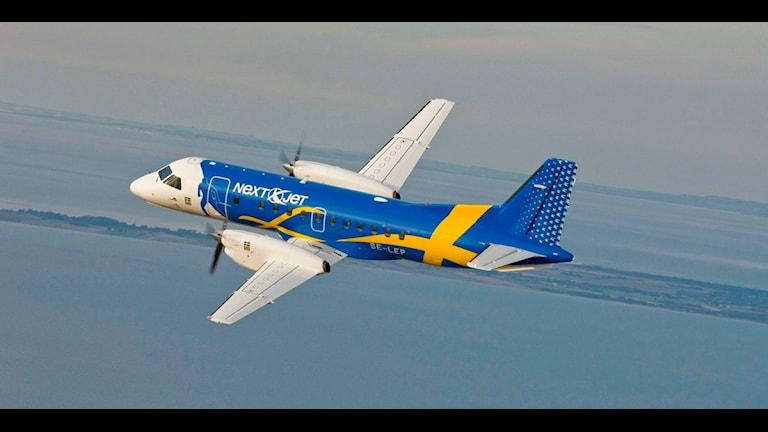 Nextjet flyger, Foto: Nextjet