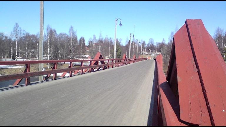 Lejonströmsbron i Skellefteå,