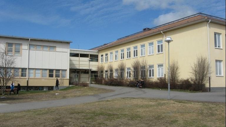 Artediskolan i Nordmaling. Foto: Helena Forsgren/SR.