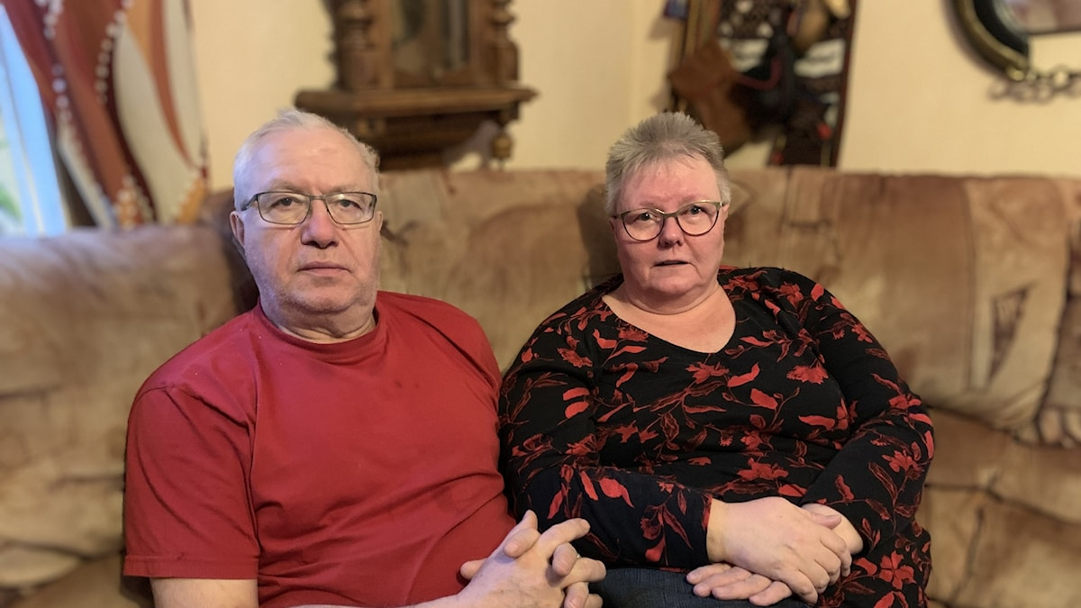 Gun-Marie och Sverker Gideonsson