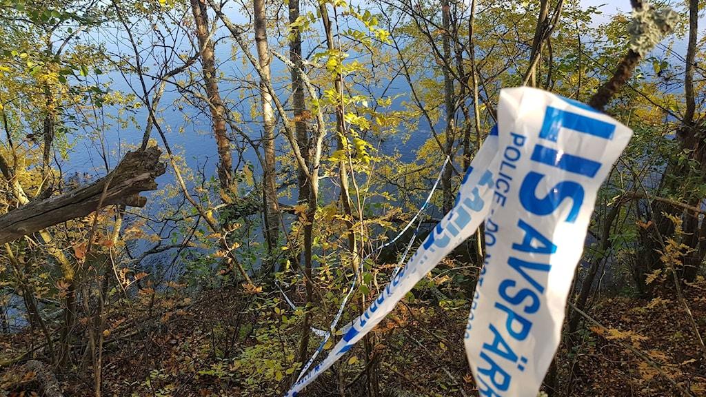 Polisavspärrning, Ön Umeå Pojke hittad död
