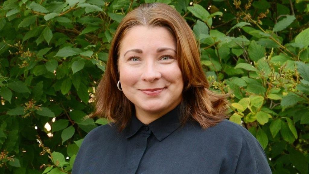 Heidi Stenberg, stiftsjurist Luleå stift.
