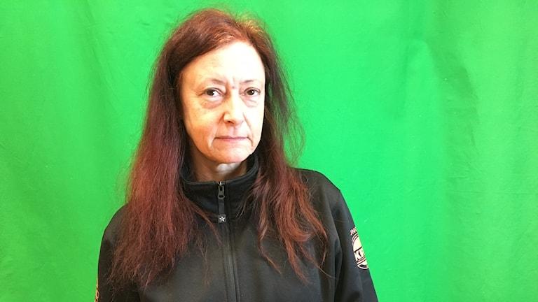 Kristina Edström från Kriminellas Revansch i Samhället Umeå
