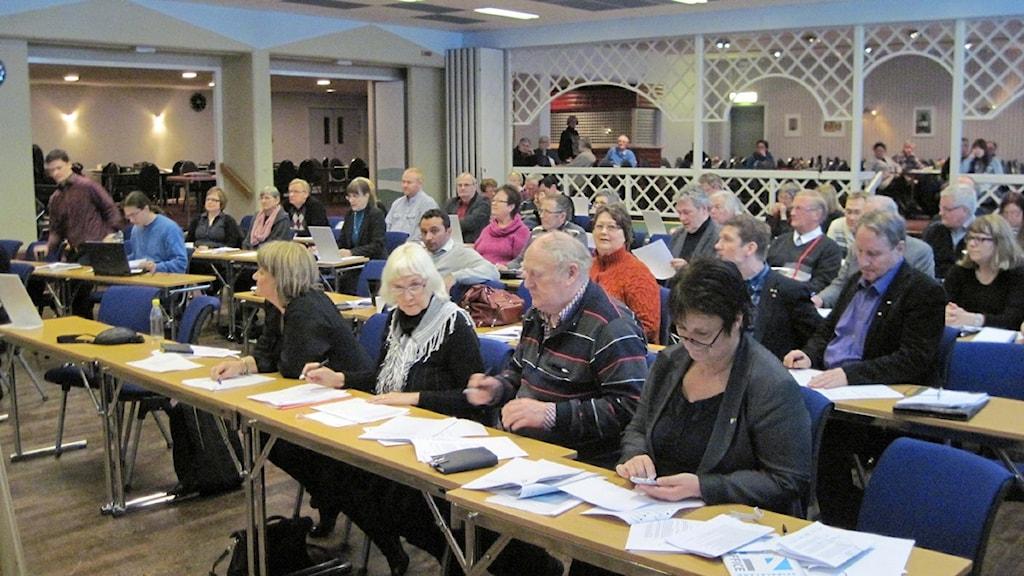 Lycksele kommunfullmäktige 21 februari 2011