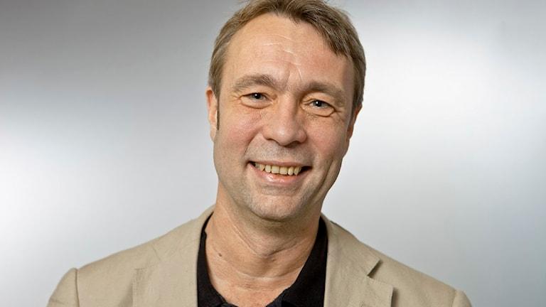 Professor Peter Sköld, Foto: Umeå Universitet