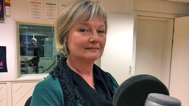 Maria Högvall Nordin, Skogsstyrelsen.