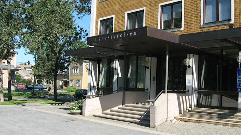 Länsstyrelsen i Västerbottens län. Foto: Martin Hanberg/Sveriges Radio.