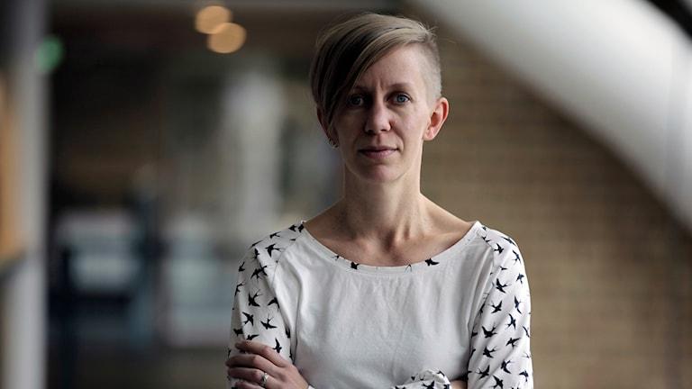 Hanna Söderlund språkvetare Umeå Universitet