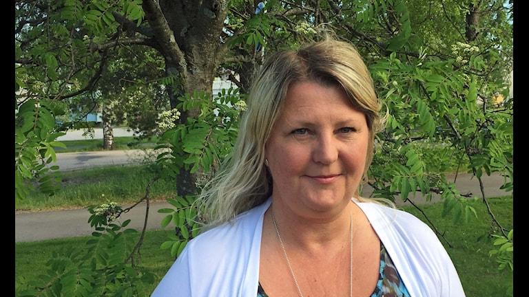 Ulrika Lindberg på Vakin