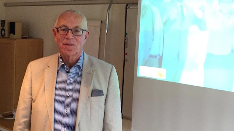 Torbjörn Halvardsson är regionchef på Företagarna.