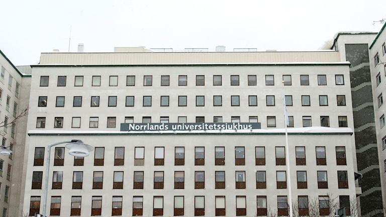Norrlands universitetssjukhus