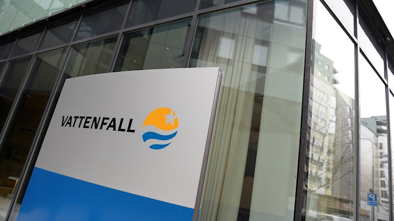 Vattenfalls huvudkontor i Solna