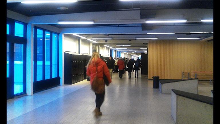 Gymnasieelever Dragonskolan Umeå