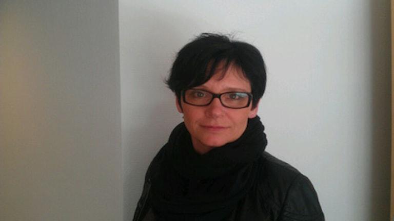 Simone Granberg. Foto: Åsa Sundman/SR