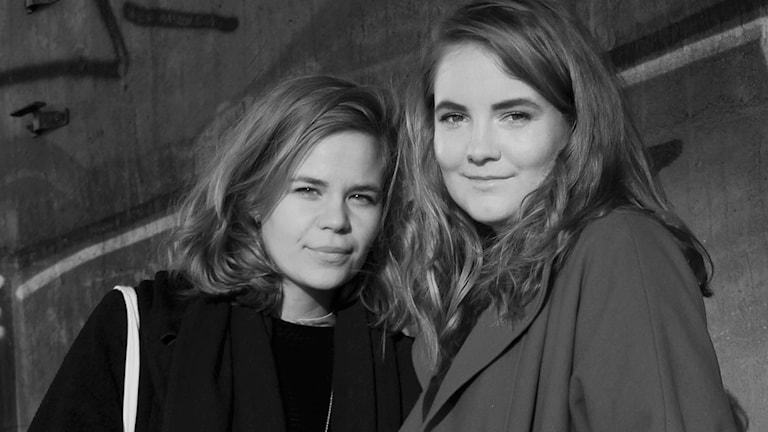 Filmkännarna Anna Brodin och Miranda Larsson Foto: Pegah Zarassi