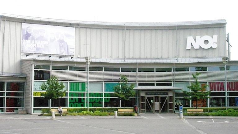Norrlandsoperan i Umeå. Foto: Tommy Engman/SR.
