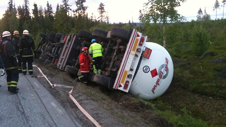 Foto: Räddningstjänsten Storuman