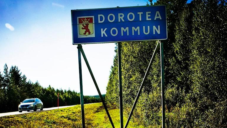 Dorotea, Foto: Magnus Hjalmarson Neideman/Scanpix.