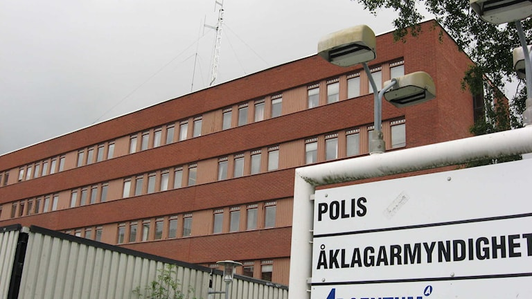POLISHUSET I SKELLEFTEÅ