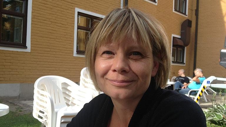 Kajsa Berggren, Länsstyrelsen i Västerbotten