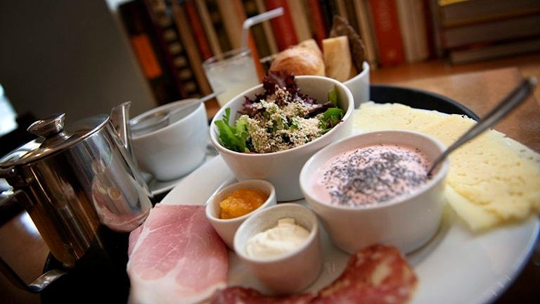 Frukost: Karin Grip/Scanpix