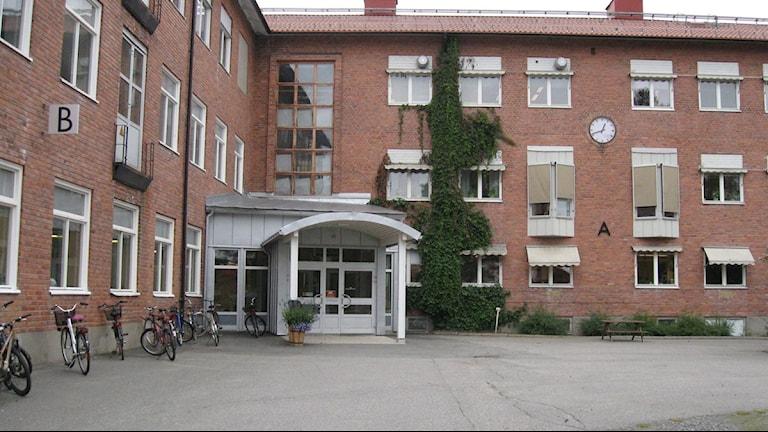 Liljaskolan i Vännäs. Foto: Maria Ågren/SR.