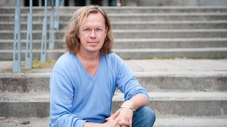 Gunnar Andersson. Foto: Eva Dalin/Stockholms universitet