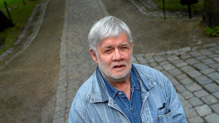 Konstnären Carl Johan De Geer
