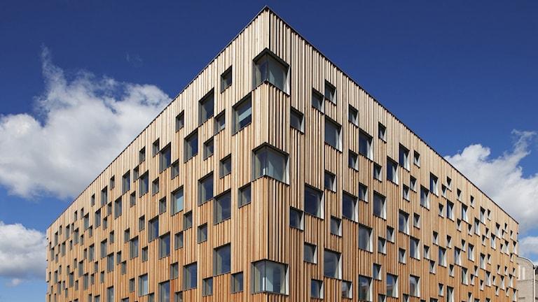 Arkitekhögskolan i Umeå. Foto: Carl-Henrik Barnekow.