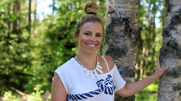 Lisa Miskovsky Foto: Helena Andersson/Sveriges Radio