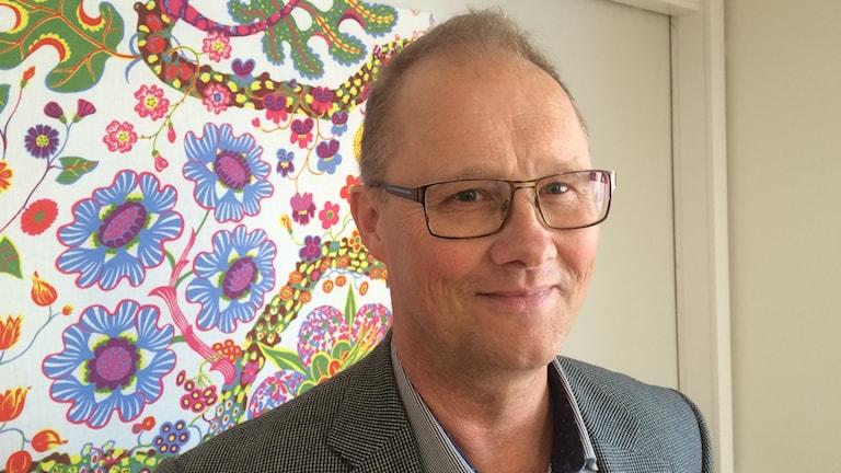 Mikael Lindfors (S)/kommunalråd i Norsjö.